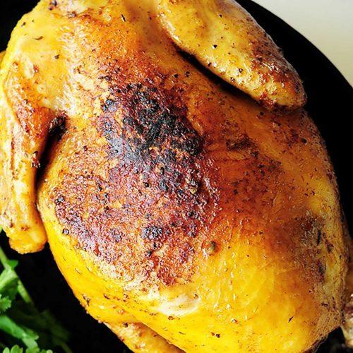 Sous Vide Whole Chicken